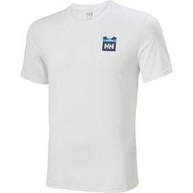 Helly Hansen Nord Graphic HH Koszulka Mężczyźni, biały